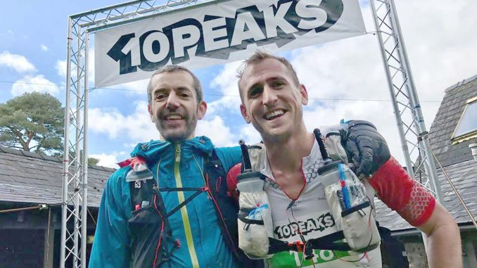 10Peaks Brecon Beacons 2017 Nick Brenchley and Simon Triscott